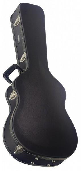 STAGG Vintage Case für Westerngitarre GCX-W BK Schwarz