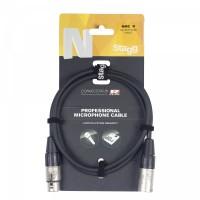STAGG 1M Mikrofonkabel NMC1R