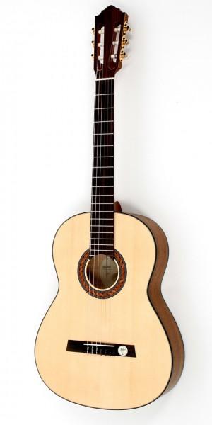 HÖFNER HLE-RGF Konzertgitarre 4/4 Sondermodell Rio Grande matt