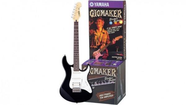 YAMAHA EG112C E-Gitarre Komplett Set