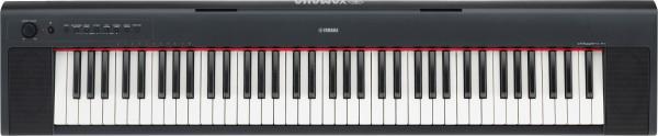 YAMAHA NP31 Portable Grand Keyboard Schwarz
