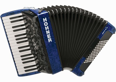 HOHNER Amica III 72 Blue