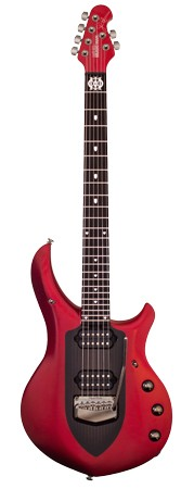 MUSIC MAN J. Petrucci Majesty E-Gitarre, Iced Crimson