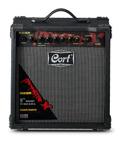 CORT MX15R E-Gitarren Combo