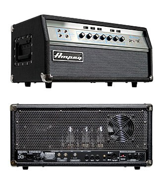 AMPEG SVT VR Classic Series Bass Topteil