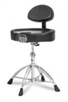 MAPEX Drummersitz T775 Sattel Sitz, doppelstrebig,
