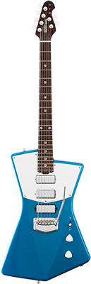 MUSIC MAN St. Vincent E-Gitarre, Vincent Blue,