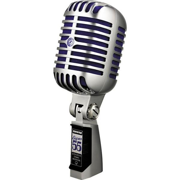 SHURE Super55 Deluxe Gesangsmikrofon