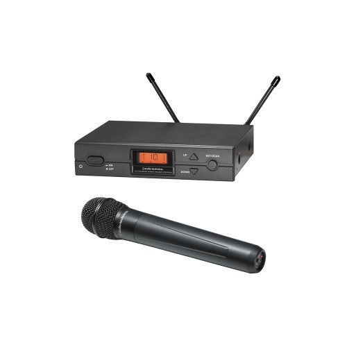 AUDIO TECHNICA AT-ATW2120BD 2000B Handheld System D-Band