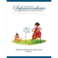 NOTEN Sassmannshaus Früher Anfang auf dem Cello Band 1 BA9691