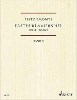 NOTEN Erstes Klavierspiel Band 2 Fritz Emonts