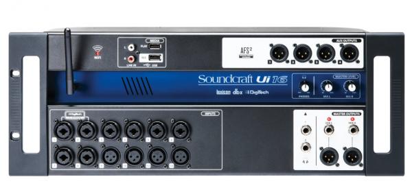 SOUNDCRAFT Ui 16 Digitalmischpult