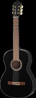 ARTESANO Estudiante XA 4/4 Klassikgitarre Schwarz