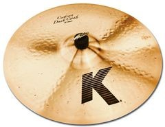 "ZILDJIAN K Custom Serie 18"" Dark Crash"