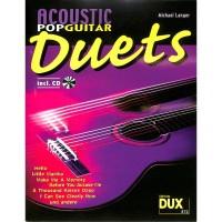 NOTEN Acoustic Pop Guitar Duets Langer D872