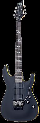 SCHECTER Demon 6 FR E-Gitarre