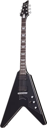 SCHECTER V-1 Platinum E-Gitarre,