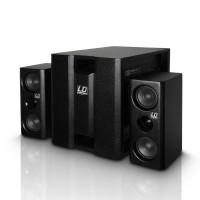 """LD SYSTEMS DAVE 8 XS  Serie - Kompaktes 8"""" Multimedia System aktiv schwarz  LDDAVE8XS"""
