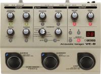 BOSS VE-8 Acoustic Singer Effektpedal