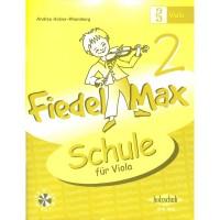 NOTEN Fiedel Max 2 Schule für Viola VHR3822