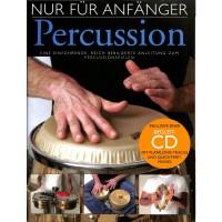 NOTEN Percussion Nur für Anfänger BOE7404
