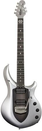 MUSIC MAN J. Petrucci Majesty7 E-Gitarre, Silver Lining