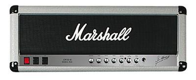 MARSHALL Vollröhren Topteil 2555, Silver Jubilee Reissue,