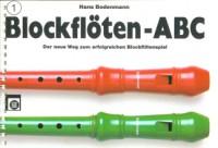 NOTEN Blockflöten ABC 1 Bodenmann EMZ2150080
