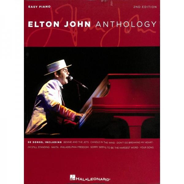 NOTEN Elton John Anthology HL 357102 Klavier
