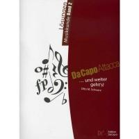 NOTEN Da Capo Attacca Band 2 Schwarz Otto HASKE-DC1958