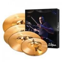 ZILDJIAN K Custom Serie Hybrid Box Set bestehend aus: