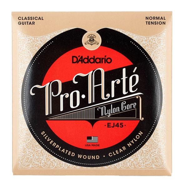 D'ADDARIO Pro Arte Klassikgitarre Saiten EJ45 Normal Tension