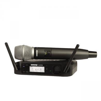 SHURE GLXD 24/SM86 Drahtlossystem SM86 Funkmikrofon digital
