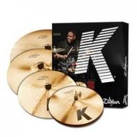 ZILDJIAN K Custom Serie Dark Box Set bestehend aus: