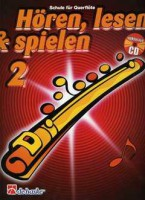 NOTEN Hoeren Lesen & Spielen 2 Flöte HASKE1001992