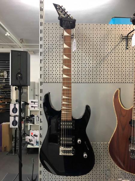 GEBRAUCHT Jackson JS32 E-Gitarre Schwarz - Lackschaden