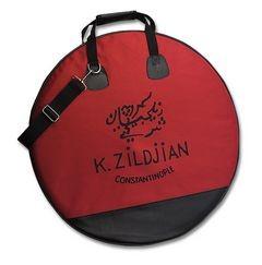 "ZILDJIAN 22"" Cymbal Bag kastanienbraun,"
