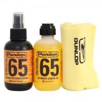 DUNLOP Pflegeset Body& Fingerboard Cleaning Kit DL PF 000146503