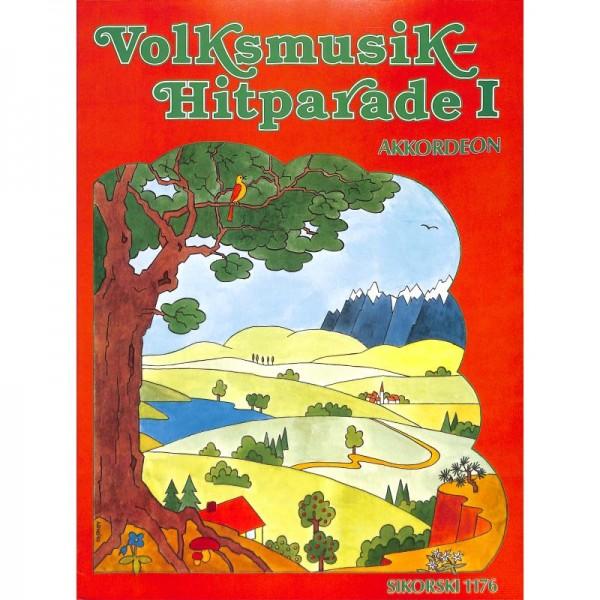 NOTEN Volksmusik Hitparade 1 SIK1176