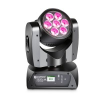 Cameo AURO BEAM 150 - 7 x 15 W RGBW LED Unlimited Moving Head