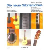 NOTEN Die neue Gitarrenschule Band 2 Teuchert SY2475