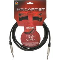 KLOTZ PRON060PP Pro Artist Instrumentenkabel Neutrik Stecker 6m