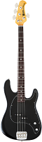 MUSIC MAN Cutlass Bass E-Bass, Black,