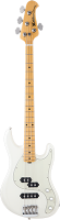 MUSIC MAN Caprice Bass E-Bass, Ivory White,