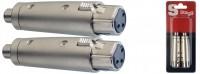 STAGG AC-XFCFH Fem XLR - Fem RCA Adapter
