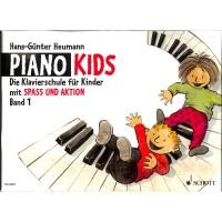 NOTEN Piano Kids 1 Heumann ED 8301