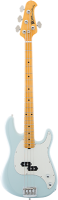 MUSIC MAN Cutlass Bass E-Bass, Diamond Blue,