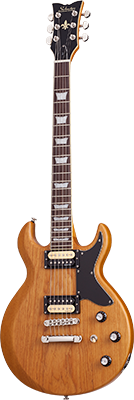 SCHECTER S-1 E-Gitarre,