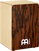 MEINL Snarecraft Cajon Almond Birch - Dark Eucalyptus