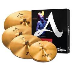ZILDJIAN A Zildjian Serie Box Set bestehend aus: